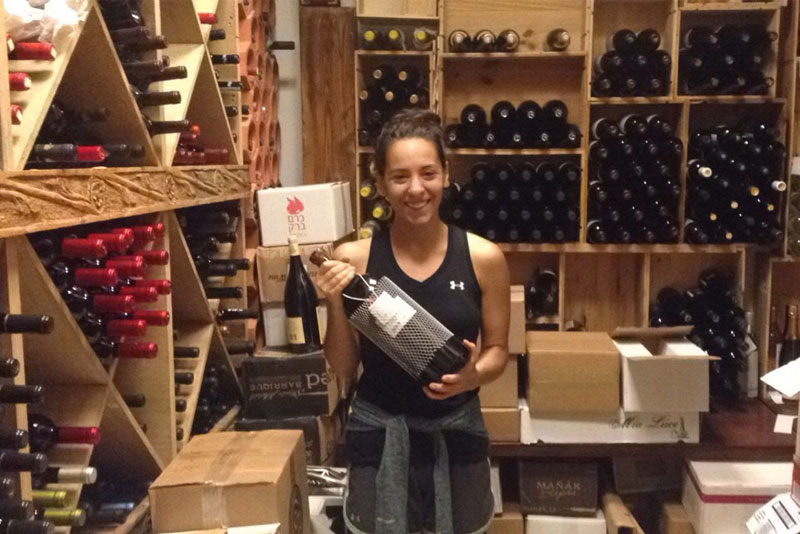 Grapeman wine cellar