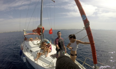 Our Israel Sailing Adventure