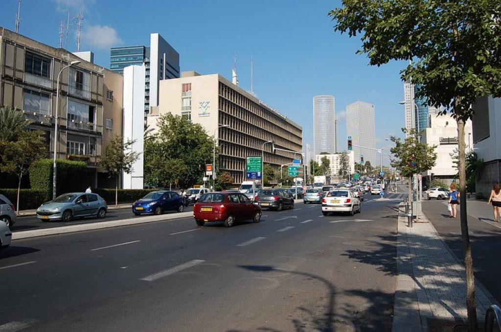 Eldan Car Rental Return Ben Gurion Airport