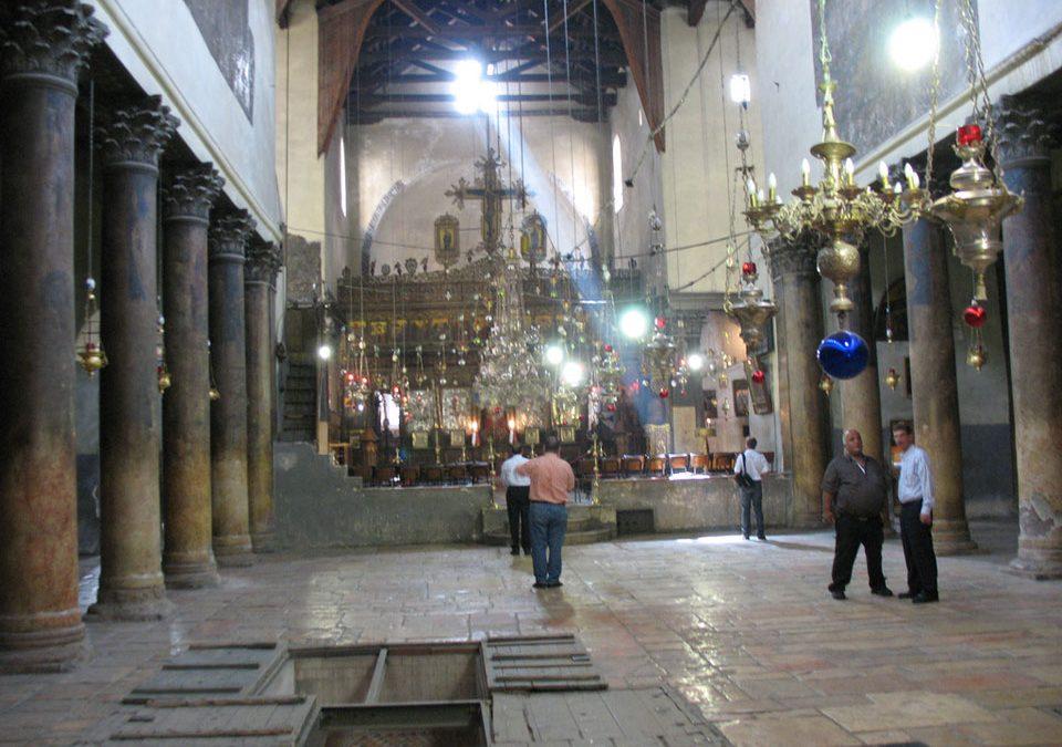 Jerusalem Bethlehem and Jericho Tour