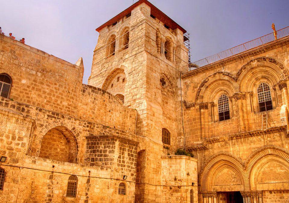 Jerusalem Highlights Tour