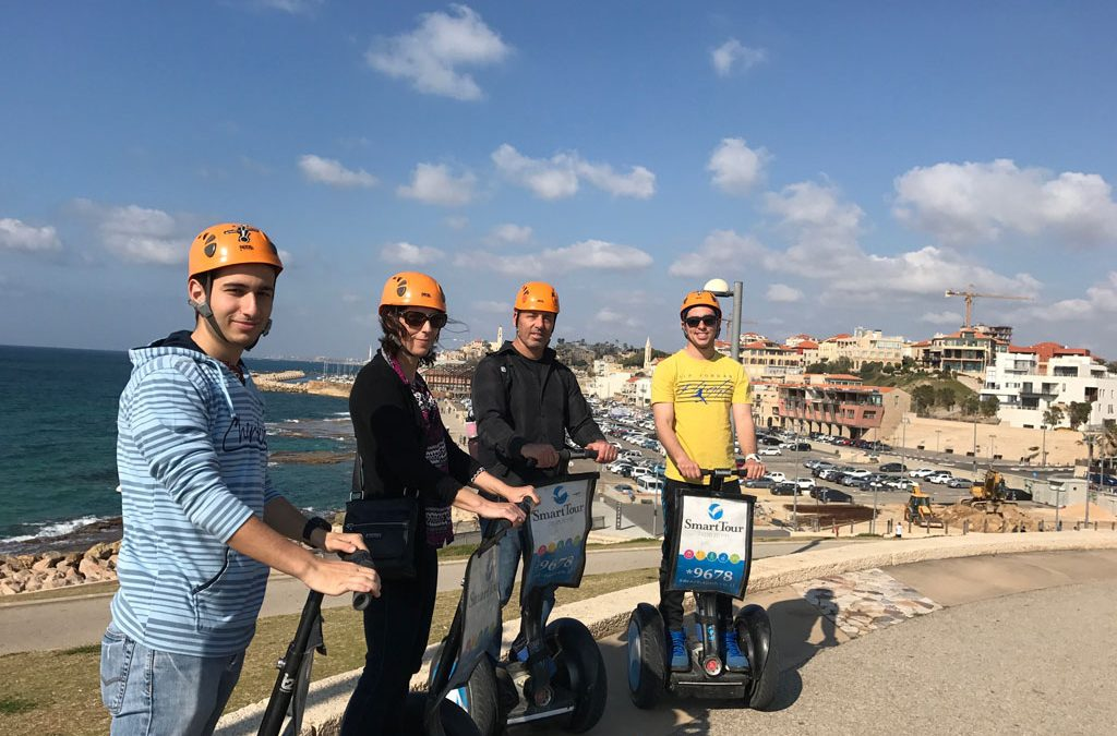 Segway Tours in Israel