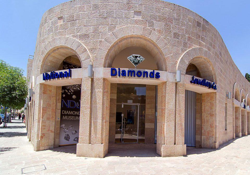 FREE Israel Diamond Tours and the Diamond Museum