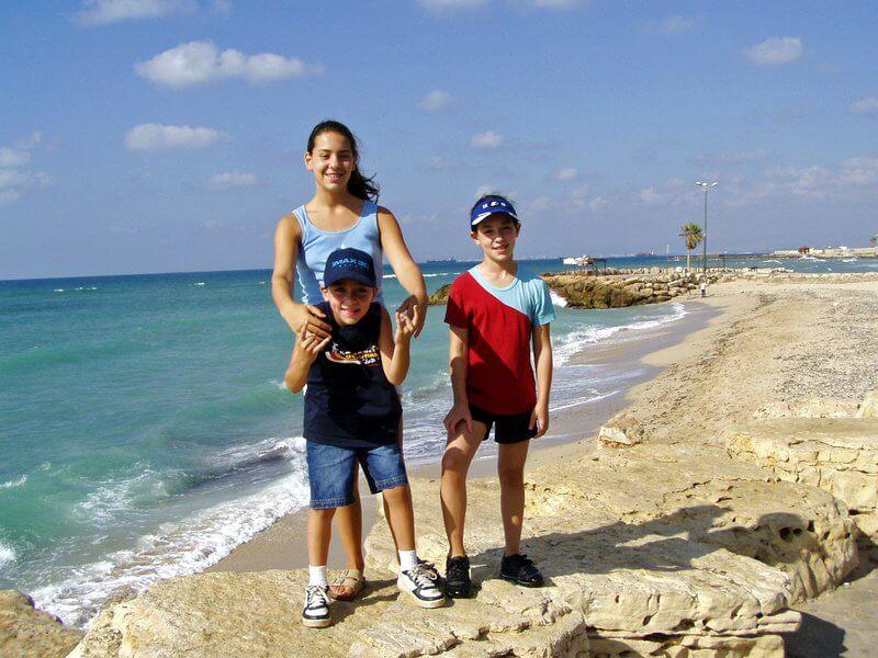carmel beach haifa
