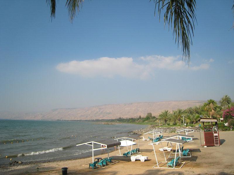 Ein Gev Beach