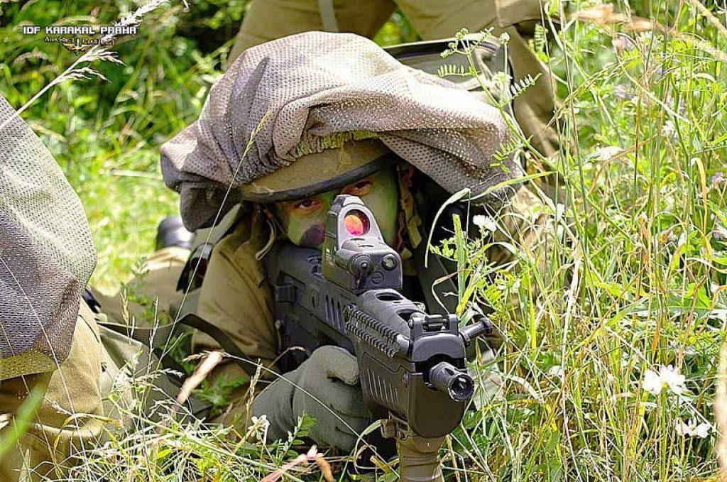 IDF infantry by kilo66 on Flickr