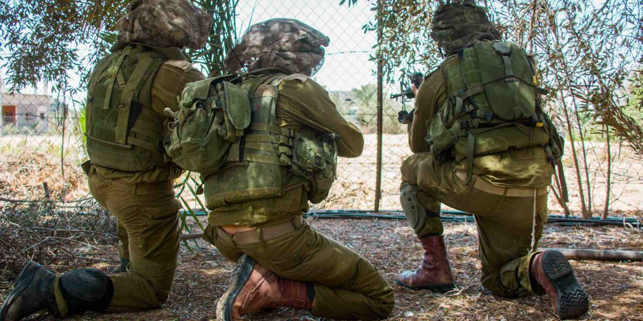 The IDF Soldier