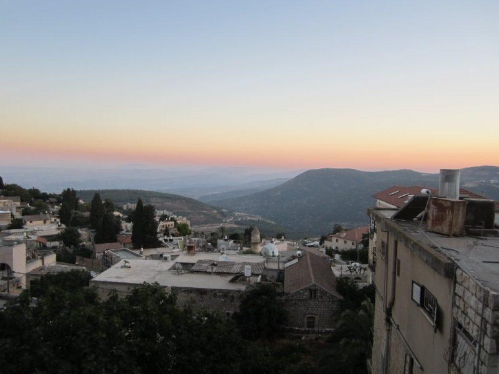 Safed Israel City Of Kaballah From Israel Travel Secrets