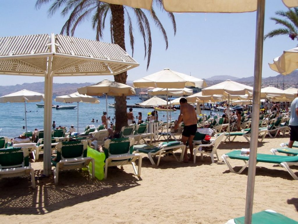 Eilat Israel An Oasis At The Tip Of The Negev Israel