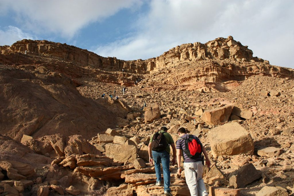 Hiking in Timna by Avital Pinnick on Flickr