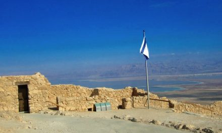 Amazing Masada National Park in Israel; Spectacular Views and Amazing History