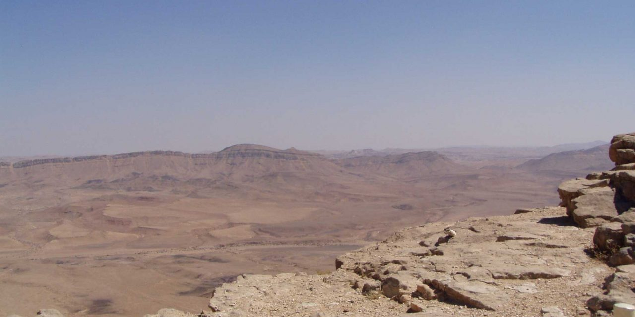 Negev Desert The True Insider's Guide