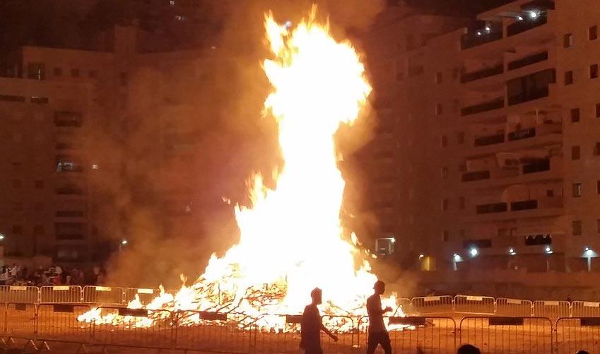 Lag BaOmer Festival – A Celebration Around the Bonfire