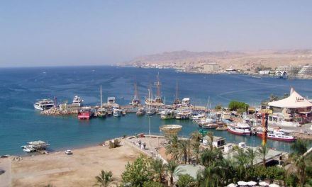 the beautiful red sea eilat bay
