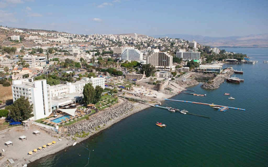 Tiberias Israel On The Sea Of Galilee By Israel Travel Secrets