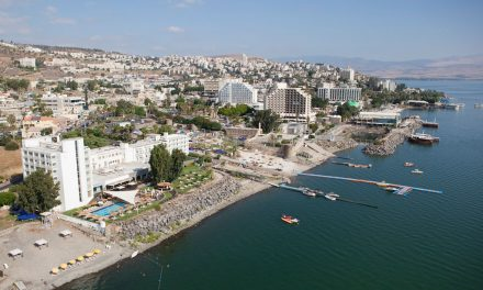 Tiberias Israel The Perfect Vacation on the Sea of Galilee