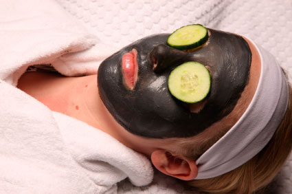 Dead Sea Israel - facial Spa treatment