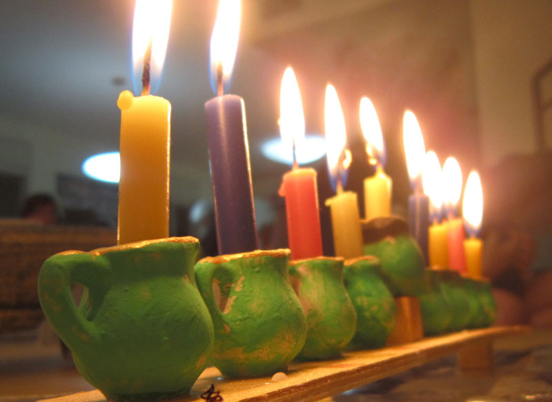 Hanukkah Traditions in Israel