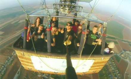 Hot Air Balloon in Israel Experience