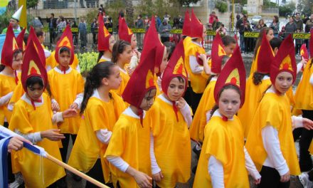 The Joyous Jewish Festival of Purim
