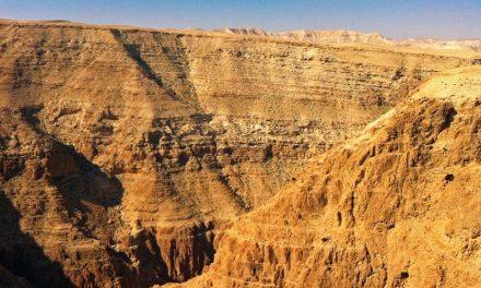 Wadi Darga Challenging One Day Private Hiking Tour