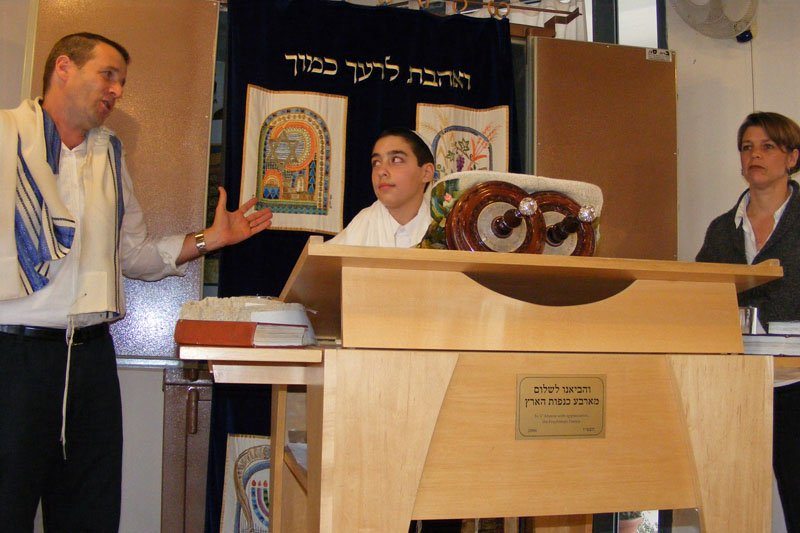 Celebrate your Bar/Bat Mitzvah in Israel