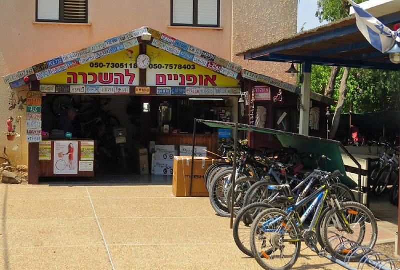 Bike Rentals at Bikes Place