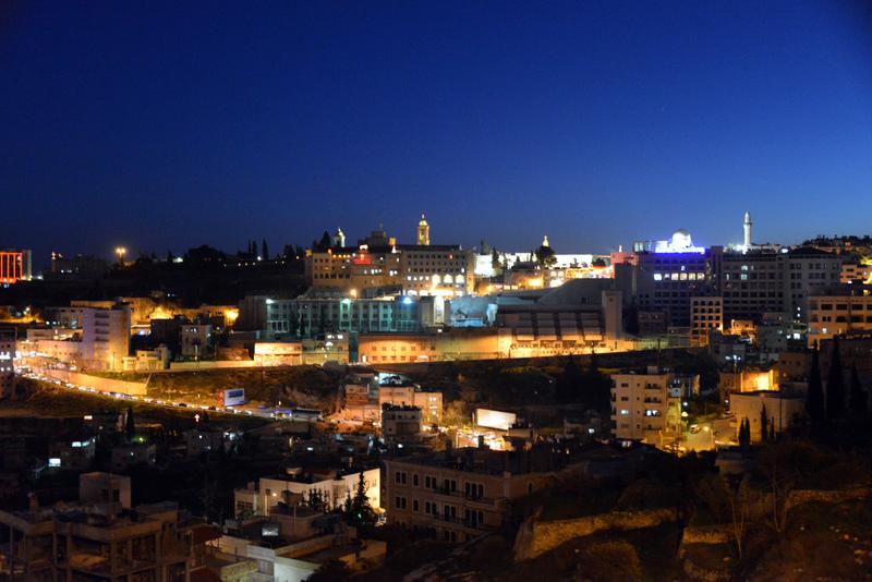 West Bank Tour