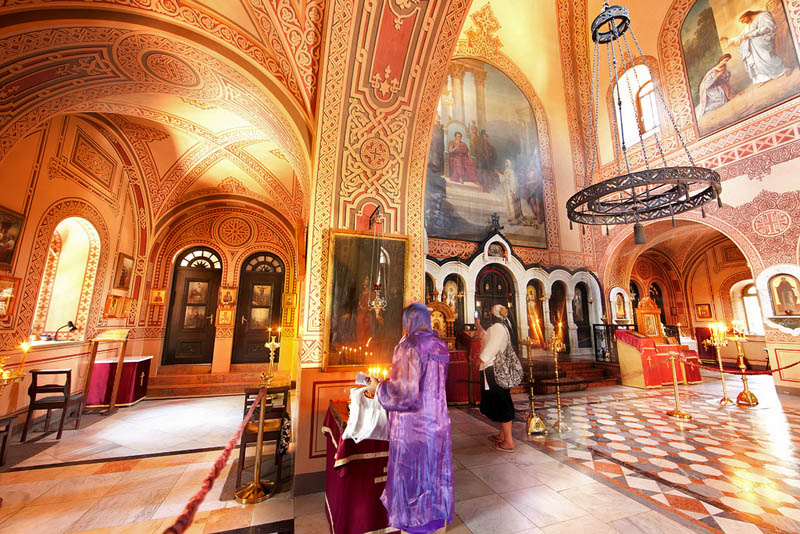 Church of Mary Magdalena in Jerusalem by Israeltourism on Flickr
