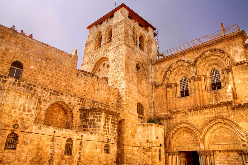 Church of the Holy Sepulcher in Jerusalem by Israeltourism on Flickr