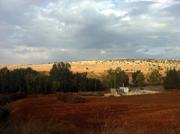 Lebanon Border with Israel