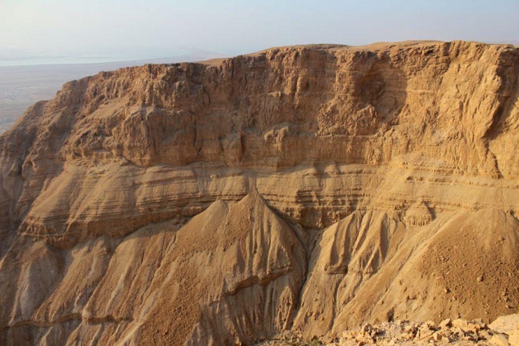 Masada Rocks