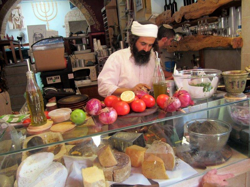 Ronen's Yemenite Food Bar
