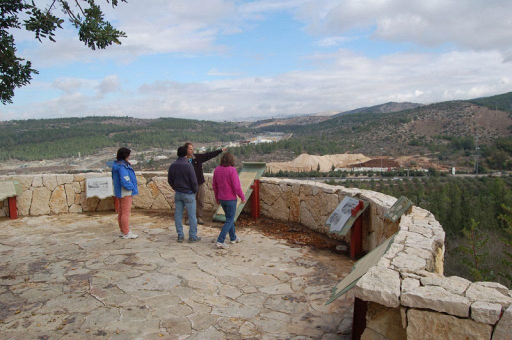 Sha'ar Hagay observator