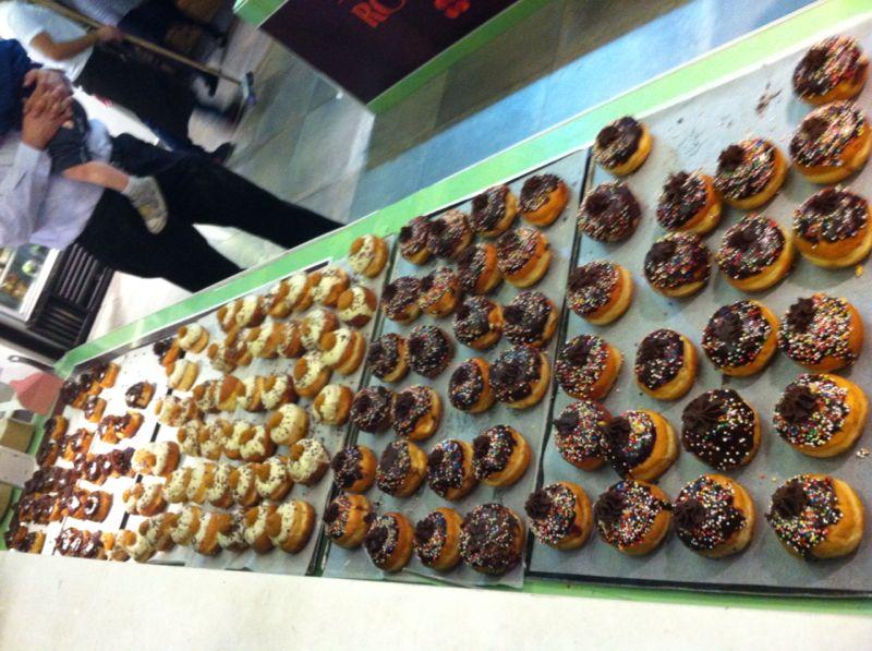 Sufkanyot or Holiday Donuts