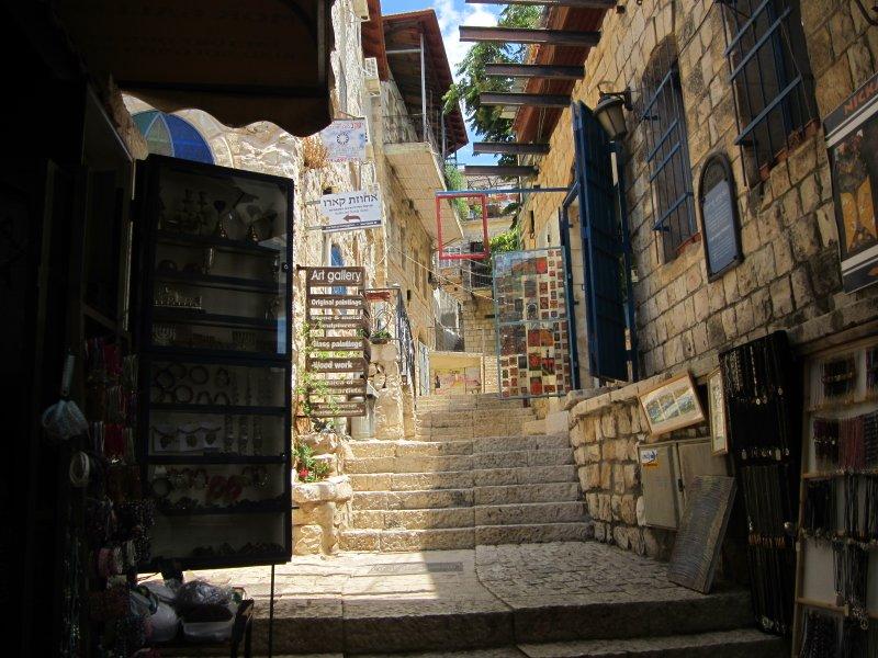 Tzefat – A Walking Tour