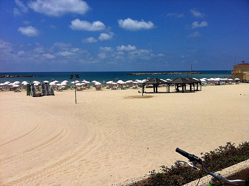 The Beautiful Tel Aviv Beaches