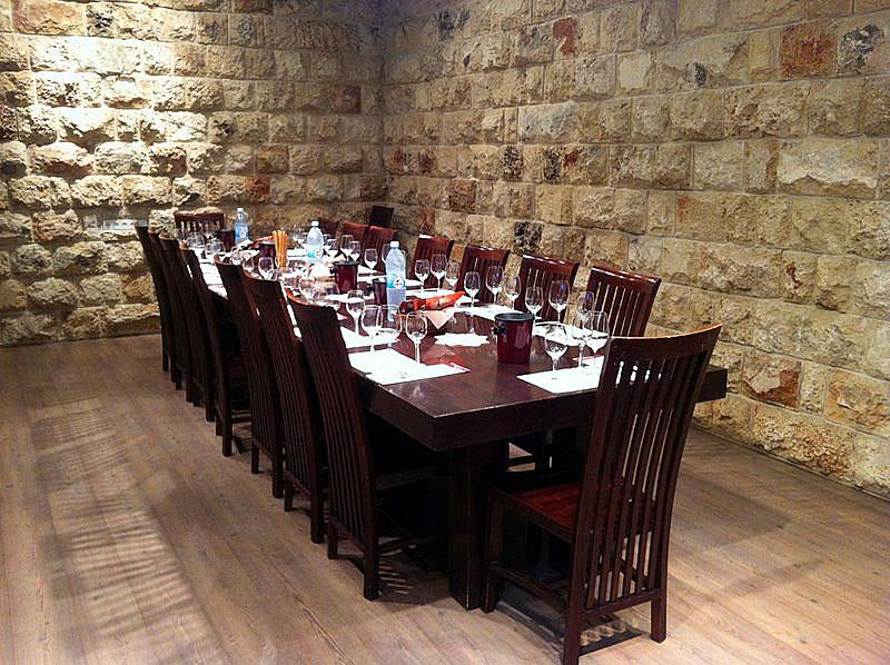 Wine Tasting Room at Carmel