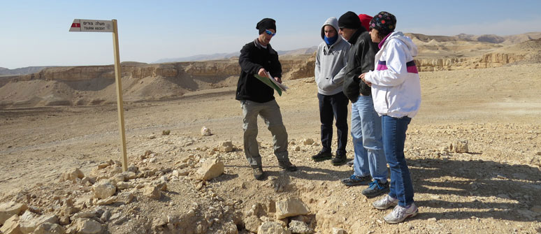 Three Day Negev Jeep Tour