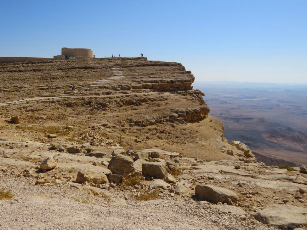 Guided Tours Of Masada