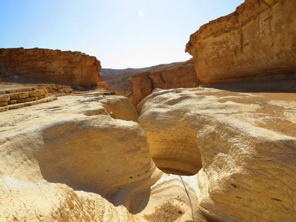 Our Amazing Negev Jeep Tour