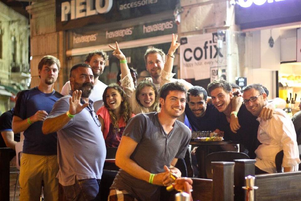 Tel Aviv Pub Crawl