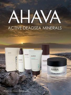 Ahava Dead Sea Gifts