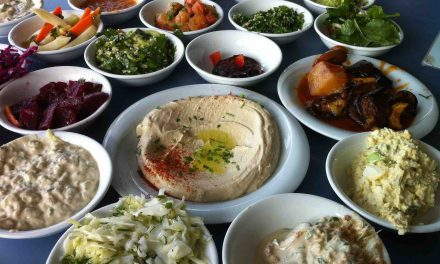 Pictures of Israeli Food and Culture