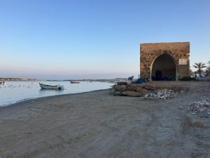 Sultan's Boathouse in Dor